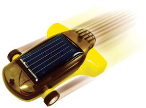 Super Solar Racing Car