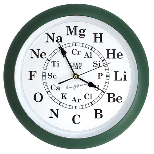 how to make a chemical clock