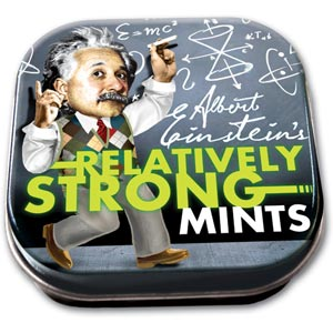 Einstein Relatively Strong Mints