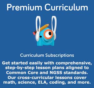 Dash & Dot Curriculum Subscription