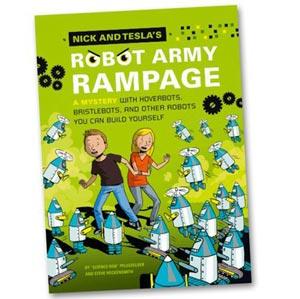 Nick & Tesla's Robot Army Rampage