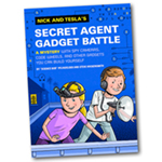 Nick & Tesla's Secret Agent Gadget Battle