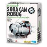 Soda Can Robot Kit