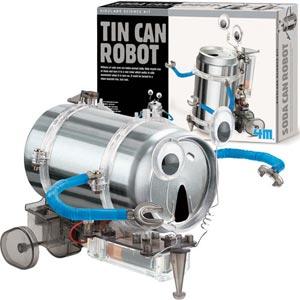 Tin Can Robot - Green Science Kit