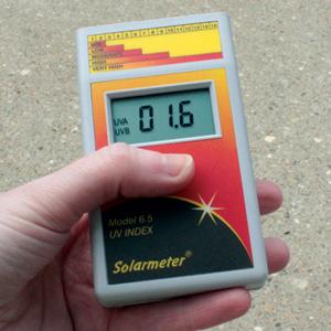 Solarmeter Model 6.5 UV Index Meter