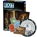 Exit: Escape Room Kits - Exit: The Mysterious Museum