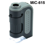 60x-120x LED Hand-Held Microscope