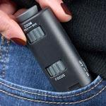 Pocket LED Hand-Held Microscopes