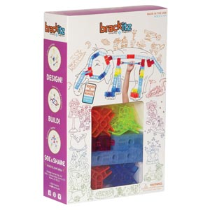 Brackitz Inventor 44 Piece Kit