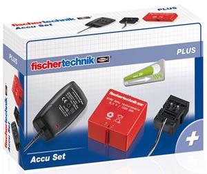 fischertechnik Accu Set