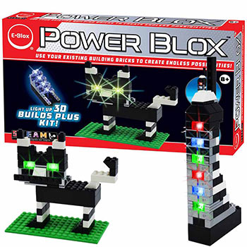 e-Blox Power Blox Builds Plus Set