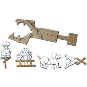Dazzlinks Inventor Cardboard Set