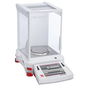 OHAUS Explorer® Analytical Balances