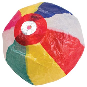 Paper Balloon Paradox