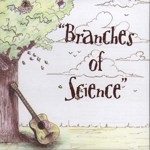 Branches of Science (CD) by Leigh Russ
