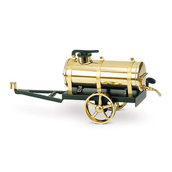 Water Cart - A386 / black & brass