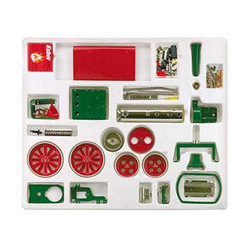 Steamroller - D 375 / green / kit