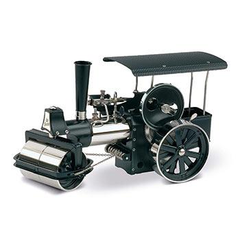 Steamroller - D 368 / black & nickel