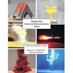 Shakhashiri 49 Chemical Demos DVD