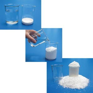 Instant Snow Polymer