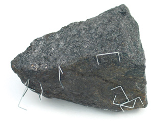Naturally Magnetic Lodestone (Magnetite)