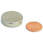 Neodymium Magnet (Large Disk)
