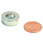 Neodymium Magnet (Cylinder with Hole)