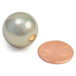 Large Neodymium Sphere 0.75 in. Dia. (1.9 cm)