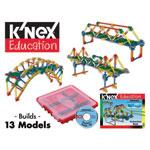Intro to Structures: Bridges - K'Nex Kit