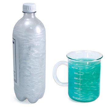 Rheoscopic Fluid