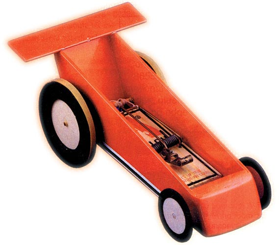 How To Build A Mousetrap Race Car