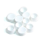 Replacement - Plastic Vial Caps - (10/pk)