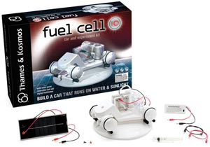 Fuel Cell 10th Anniversary Edition Car & Experiment Kit