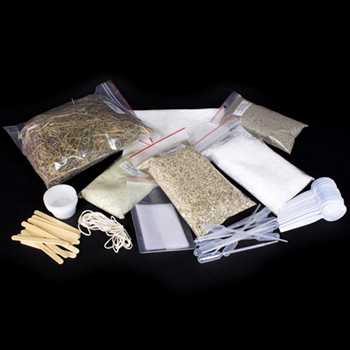 Oil Spill Refill Kit (all consumable materials)