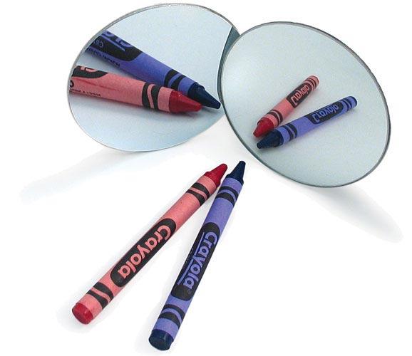 Light Amp Color Concave Convex Mirror