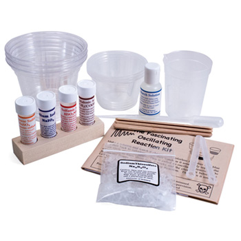 Fascinating Oscillating Reaction Kit - Fascinating Oscillating Reaction Kit