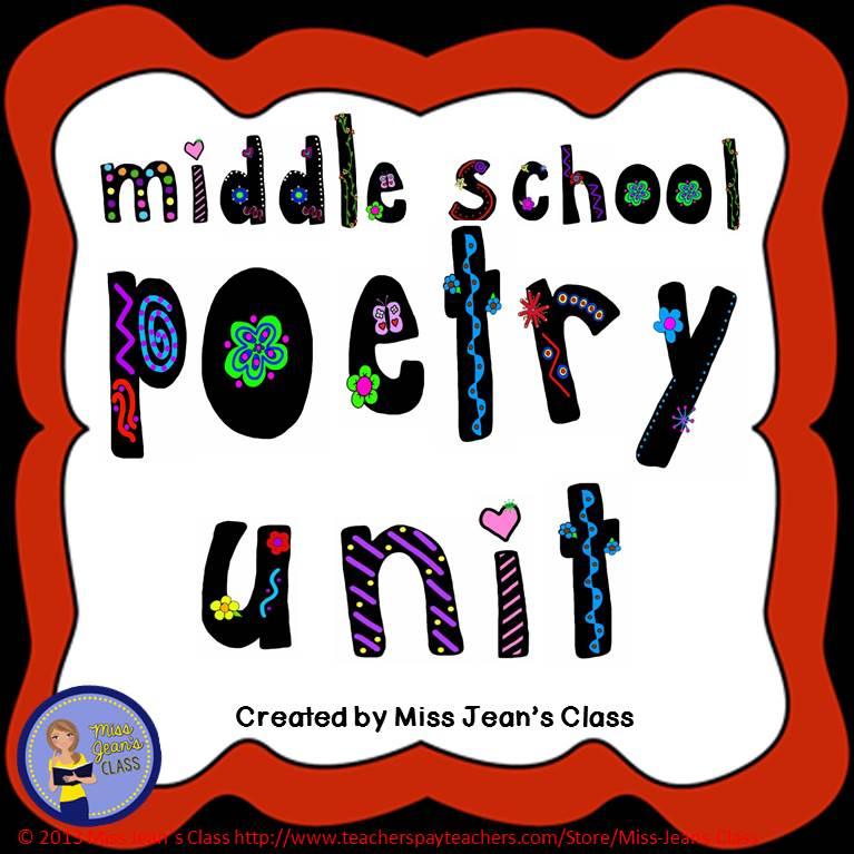 Haiku worksheets for middle school