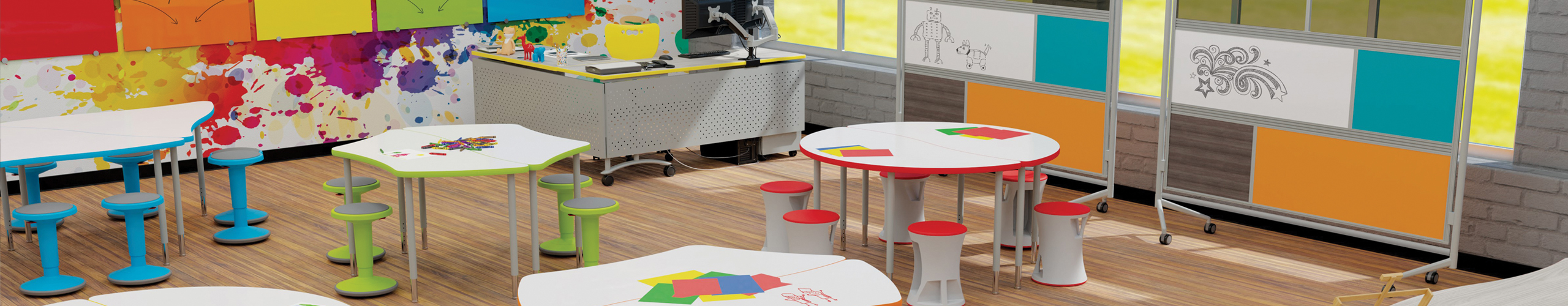 Classroom Furniture Collections