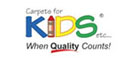 carpets for kids logo