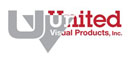 united visual products logo