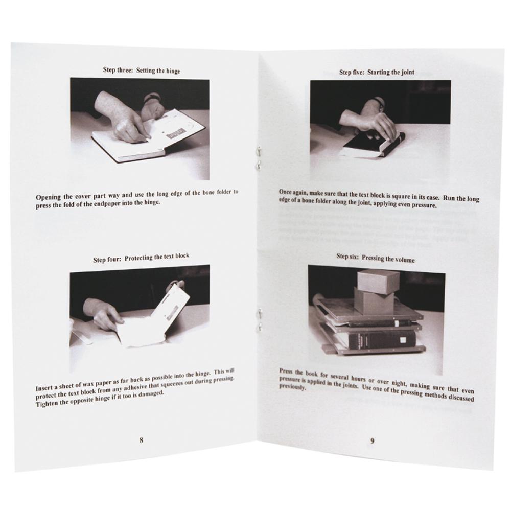 Basic Book Repair Pamphlet