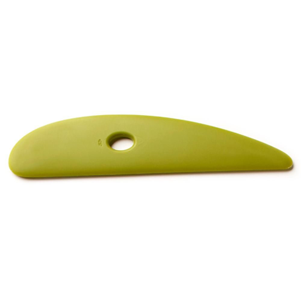 """Polymer Platter Folder - Medium Green, 7-1/2""""L"""