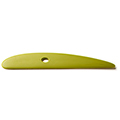 Polymer Platter Folder - Large Green, 11-3/8