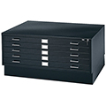 SAFCO® Steel Flat Files - Closed base for 68-03228