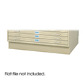 SAFCO® Steel Flat Files - Closed base for 68-03233