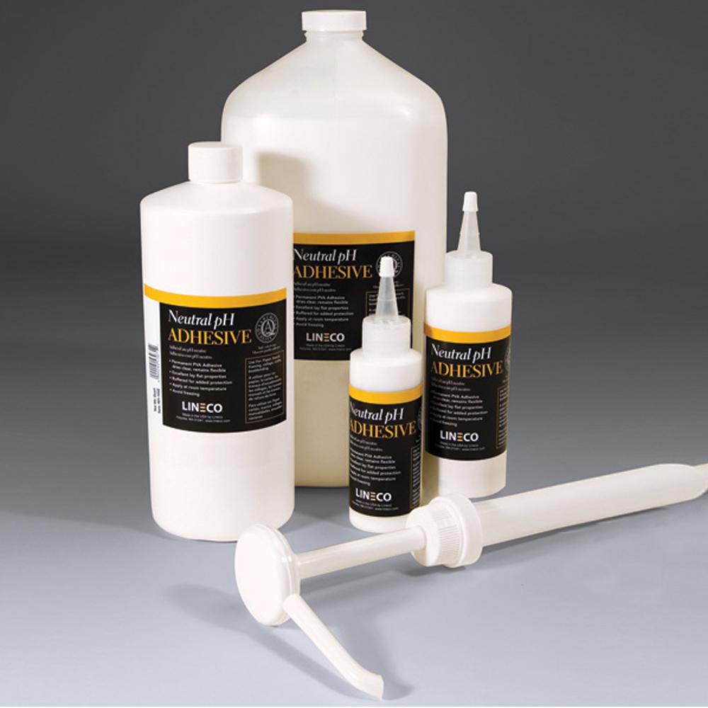 White Neutral pH Adhesive