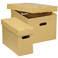 Corrugated Bulk Storage Cartons