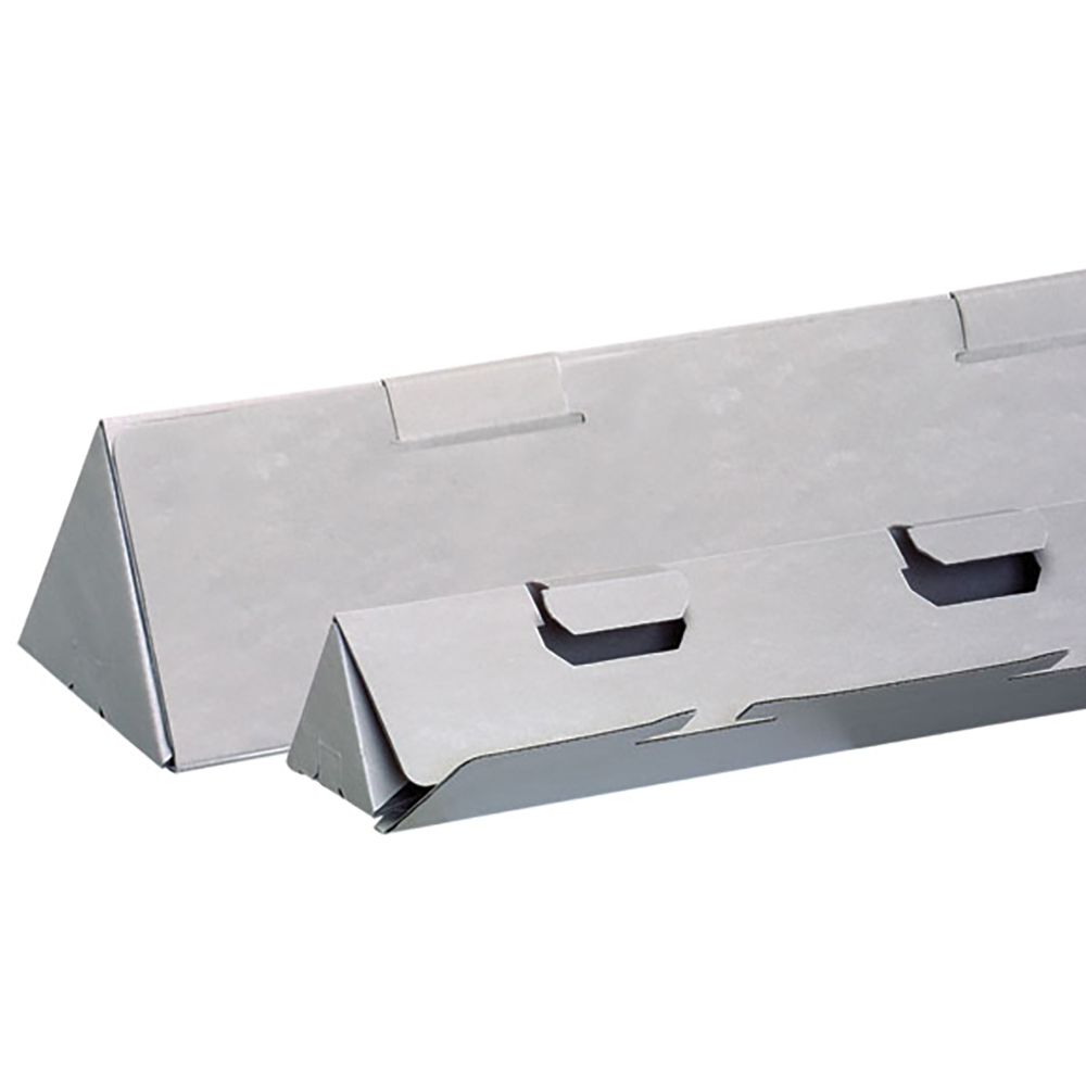 Moisture Resistant Corrugated Triangular Roll Storage