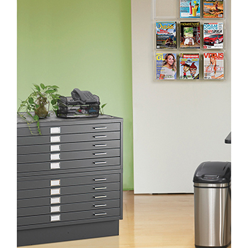 SAFCO® Steel Flat Files