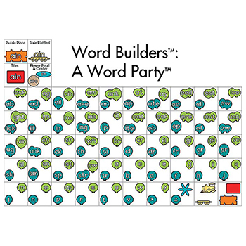 Main Item Numbers - Save 50% Cricut® Cartridge - Word Builders 1™: A